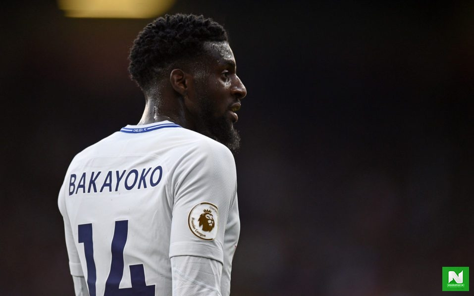 Bakayoko agrees personal terms with AC Milan