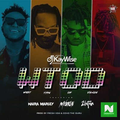 DJ Kaywise - What Type Of Dance ft Mayorkun, Naira Marley & Zlatan