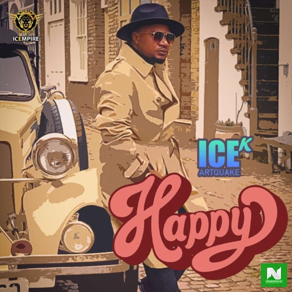 Ice K Artquake - Happy