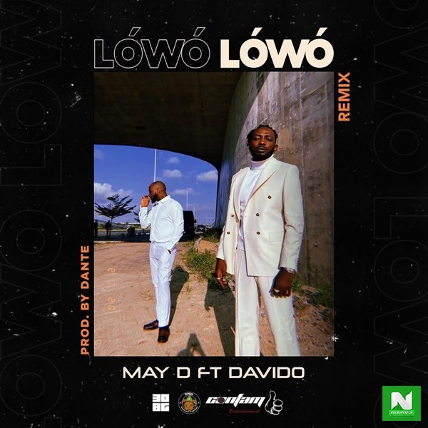 May D - Lowo Lowo (Remix) ft. Davido