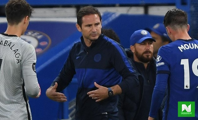Lampard wants Chelsea youngsters to learn from Bayern Munich clash