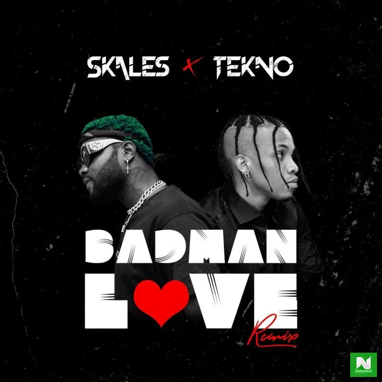 Skales - Badman Love (Remix) ft Tekno