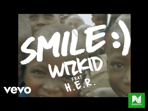 WizKid - Smile (Vertical Video) ft. H.E.R.