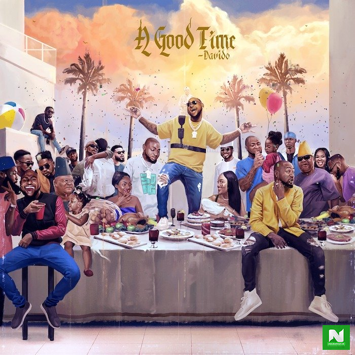 Davido - Sweet In The Middle Ft. Wurld, Naira Marley, Zlatan