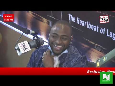 Davido Speaks On Nicki Minaj collaboration And His Forthcoming Album