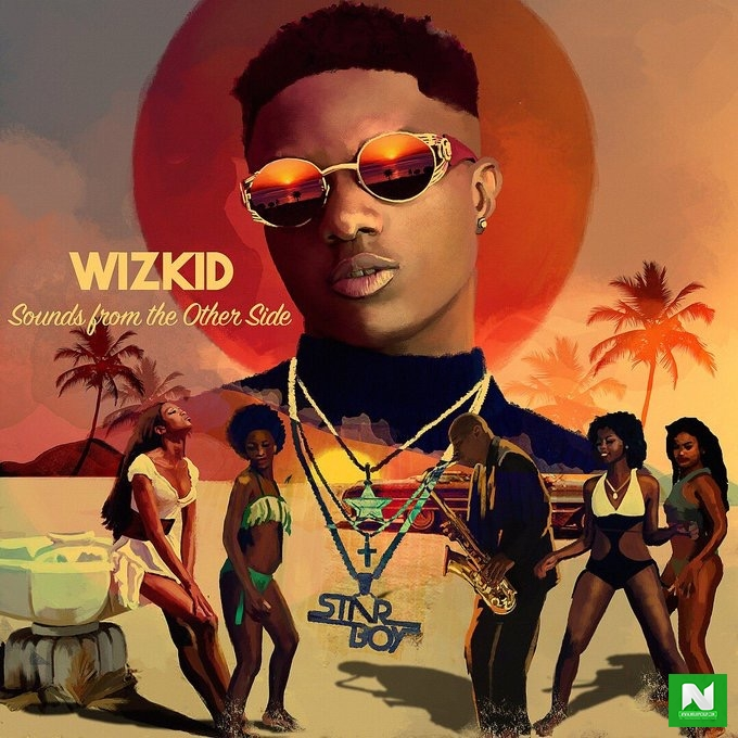 Wizkid - All for Love ft Bucie