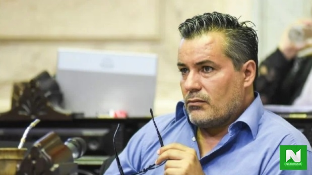Argentine Lawmaker Suspended After Kissing A Woman's Chest During Virtual Session