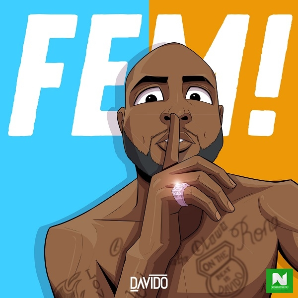 Davido - Just Call Me (Fem)