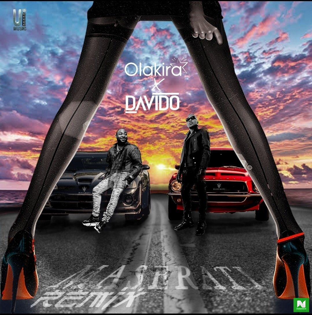 Olakira - In My Maseratti (Remix) ft Davido