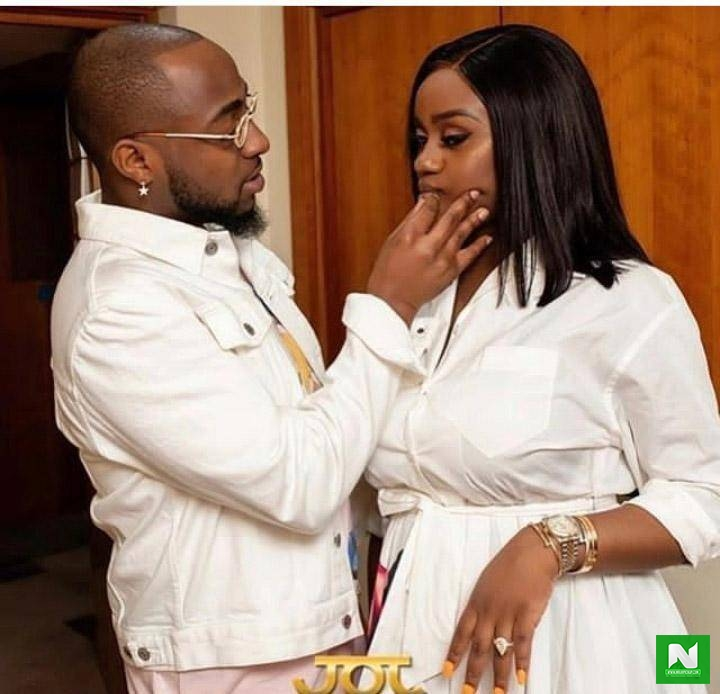 Could This Be The Number One Reason Chioma Has An Edge Over Davido's Other Baby Mamas?