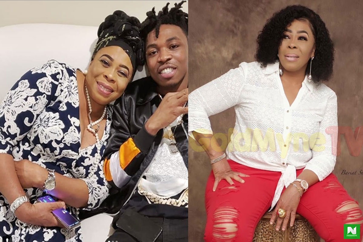 """""""I Didn't Even Give Him My Blessing"""" - Mayorkun's Mother Opens Up On Supporting Her Son In Going Into Music"""