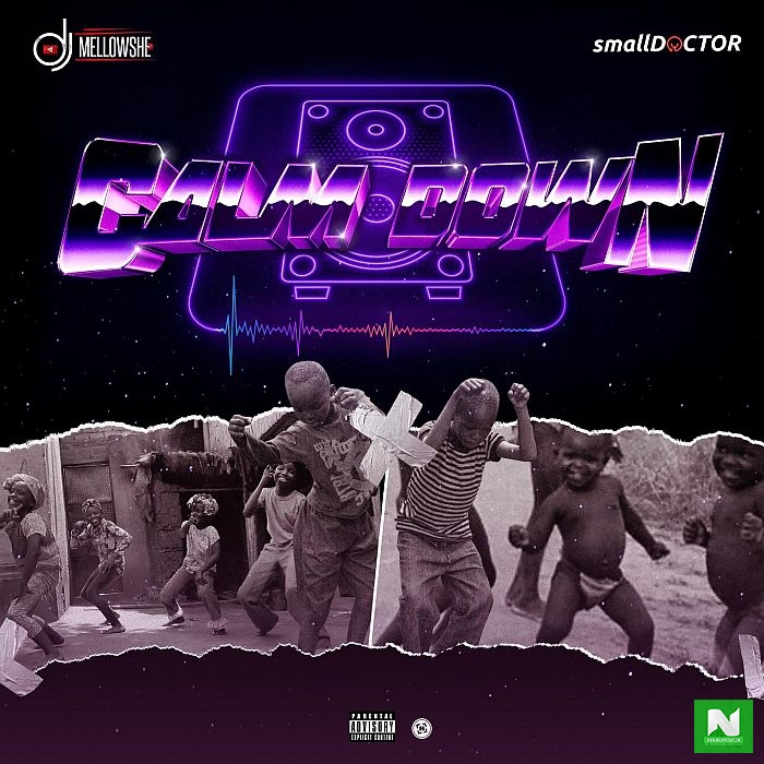 Small Doctor  - Calm Down Ft DJ Mellowshe