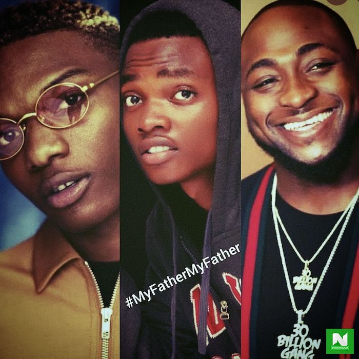 Saint Taiwo - Star War Ft. Wizkid & Davido