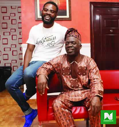 Femi Falana Proud Of 'Rebellious' Son Falz For Involvement In #EndSARS Protest