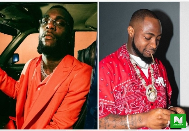 My Song 'FEM' Is Not A Diss Song To Burna Boy - Davido Reveals