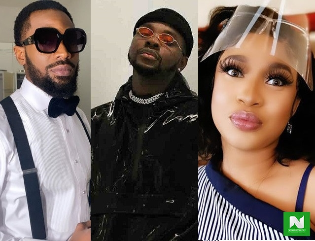 Nigerians Drag Dban'j, Kizz Daniel, Tonto Dikeh And Other Celebs For Not Engaging Themselves In The #EndSARS Campaign