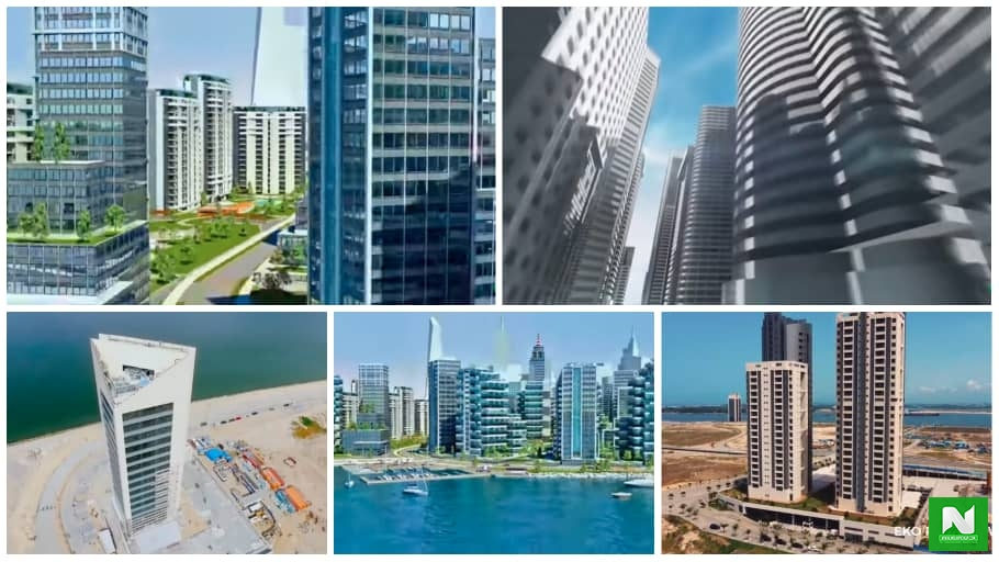 This Is Not Dubai, This Is Atlantic City, Lagos: The Dubai Of Africa