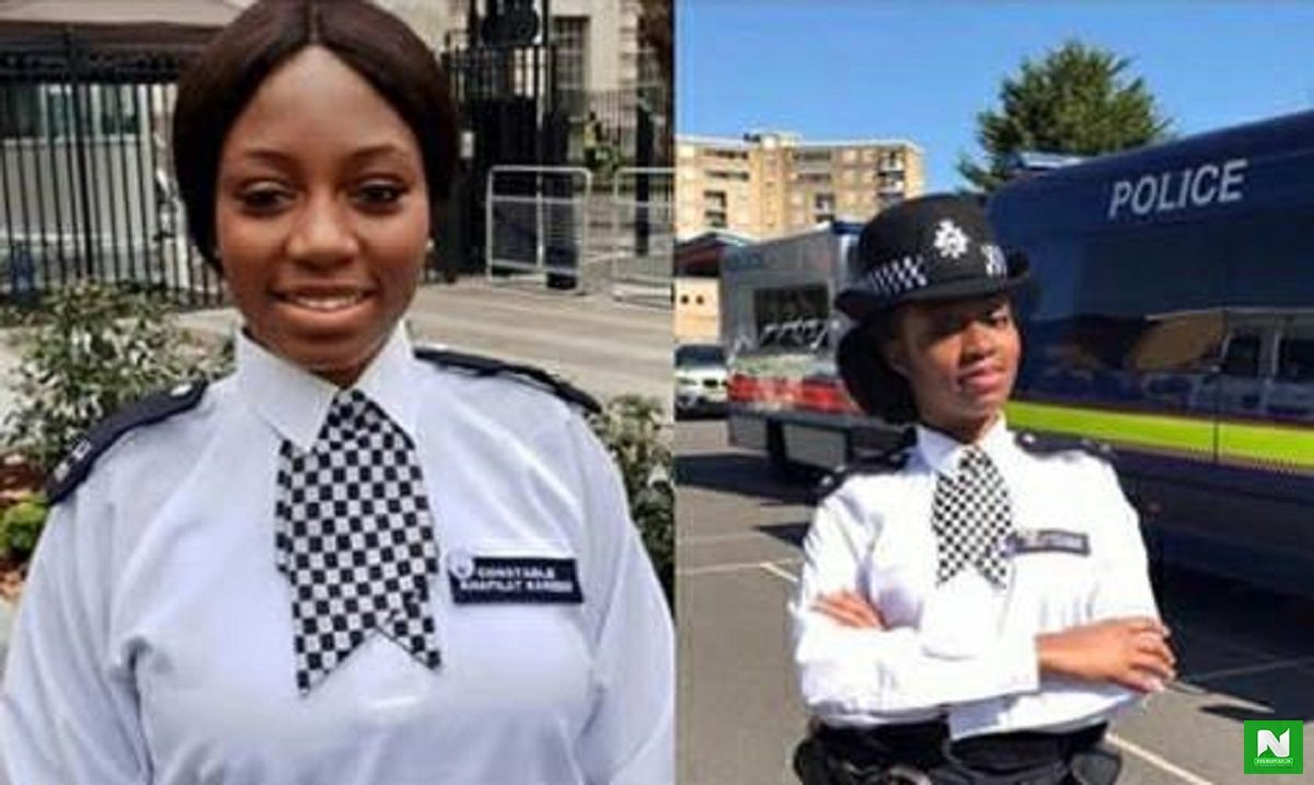 EndSARS: Khafi Offers Nigerian Police Her 10yrs Experience Of Policing Abroad To Help End SARS